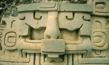 Découvertes Mayas
