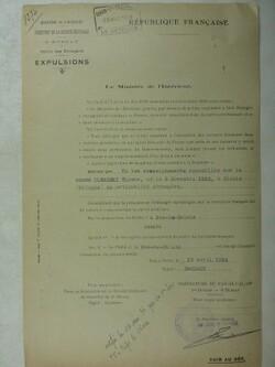 Déchéance de la nationalité Olszanski, l' « affaire Dreyfus » du Bassin minier (IC.fr-20/02/2016)