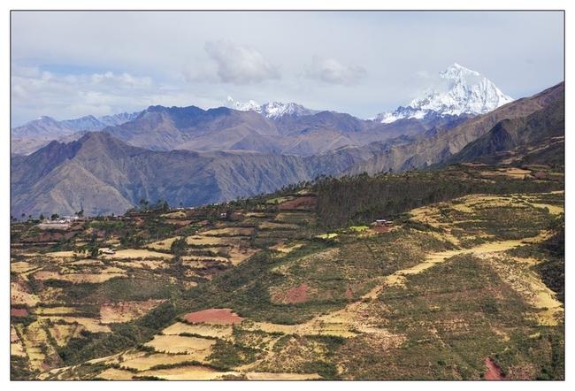 "Route "" Cuzco - Andahuaylas"""