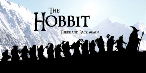 "Le Hobbit 3 ""There and Back again"""