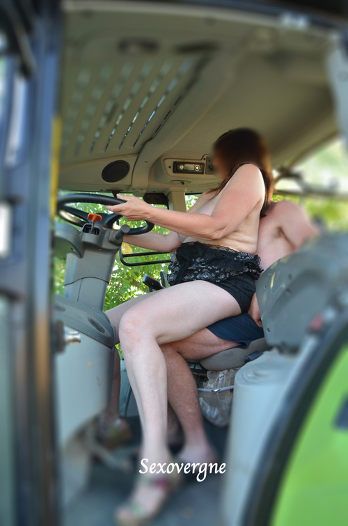 Le tracteur... épisode 3