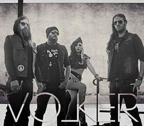 VOLKER - Un nouveau titre en écoute