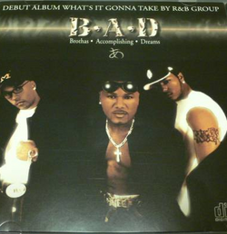 B.A.D - GIRL R U READY (1999)
