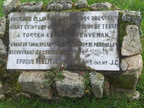 -Mégalithes du Tossen Keller (Tréguier)