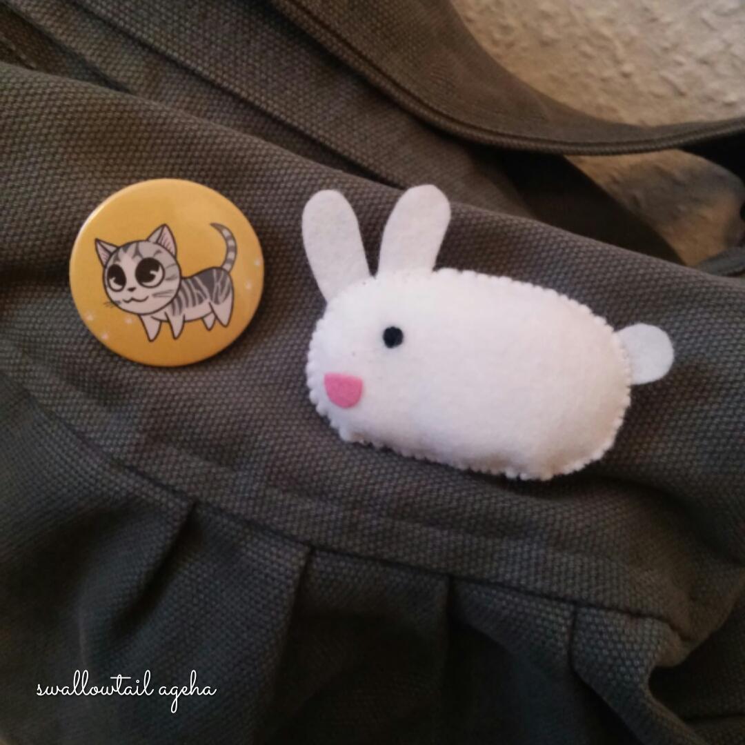 Haha bunny (aranzi aronzo)