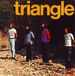 "TRIANGLE - Triangle II (aka ""J'Ai Vu"") [Remastered Edition]"