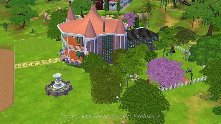 La villa atypique