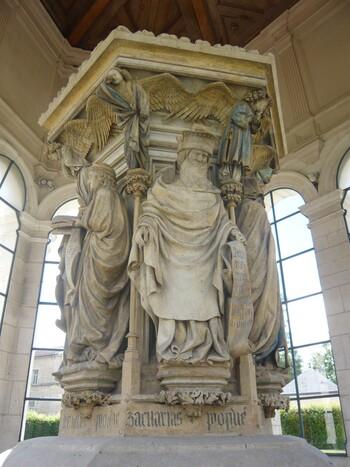 Puits de Moïse - Dijon (21)