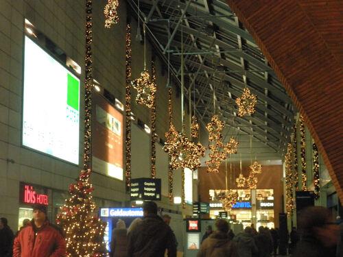 Suite et fin du marché de Noël de Cologne