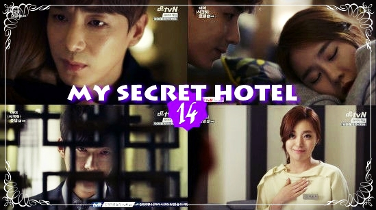 My secret hotel - Episode 14 -