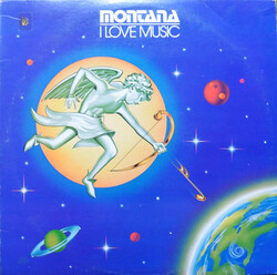 Montana - I Love Music - Complete LP