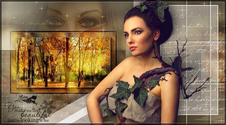 Autumn motive de Tatyana chez Pinuccia