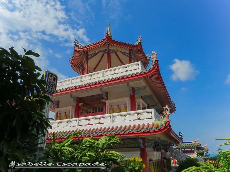 14 Juillet - Comment prendre le frais du côté de Penang