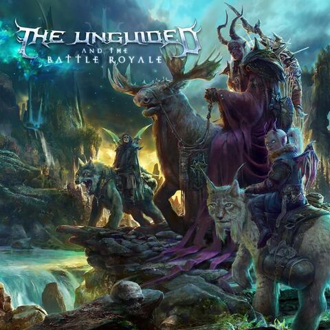 THE UNGUIDED - Les détails du nouvel album