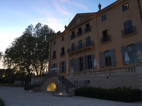 L'Orangerie au Château de Fonscolombe