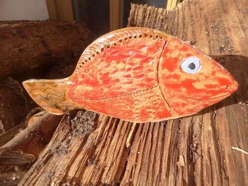 - Emaillage de poissons -