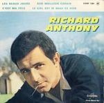 Richard  Anthony   :  Il   pleut  des  larmes