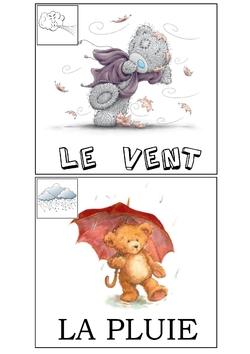 La météo des ours