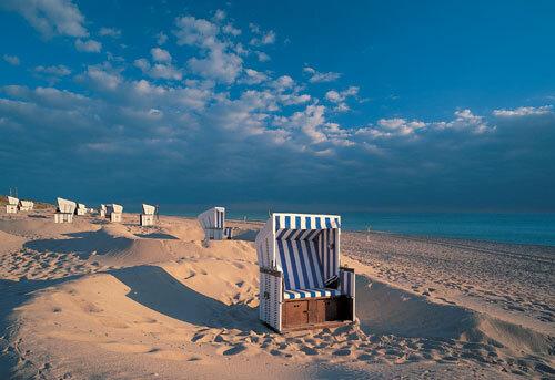 Germania, Il mare di Wadden: L'isole Frisone