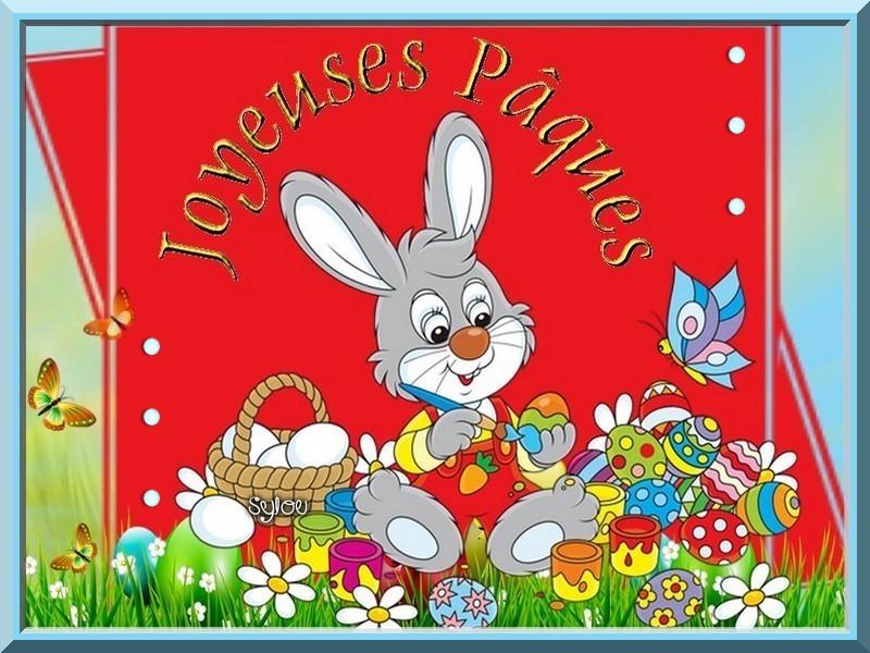 Créas Pâques ღ