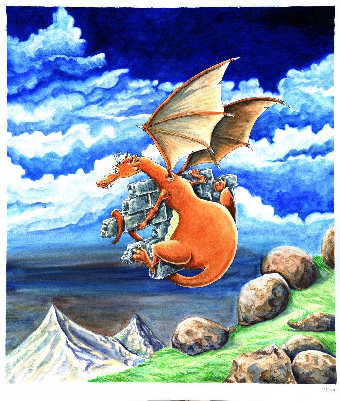 DragonOrange