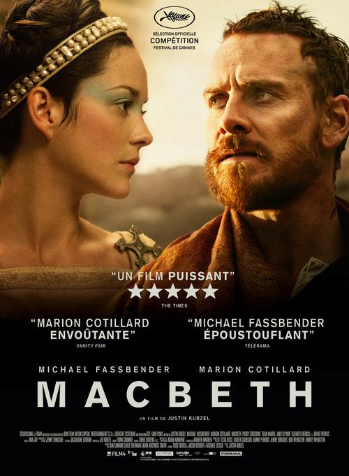 """Bonsoir a l'honneur : """" Macbeth """""""