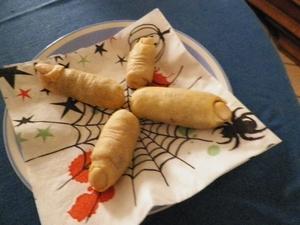 Mon Menu Halloween