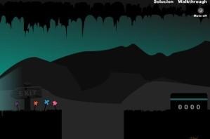 Black shadow escape 3