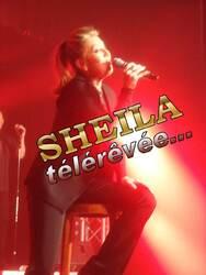 22 novembre 2013 : Sheila à Marseille
