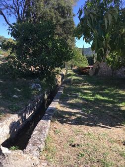Le chemin de l'eau