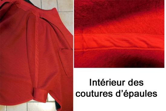 Intérieur coutures d'épaules copie