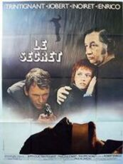 Affiche Le Secret