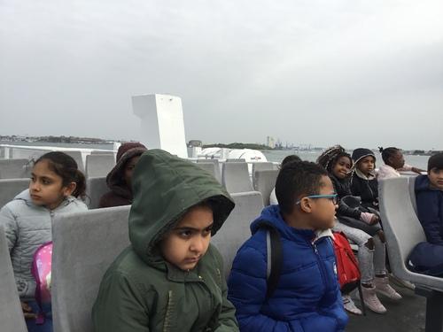 Découverte de la rade de Lorient