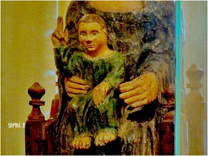 Vierges en Majesté (2)
