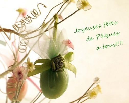 Joyeuses f^tes de Pâques!!!