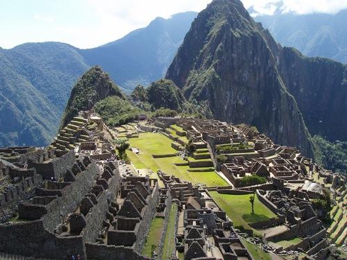 Patrimoine mondial de l'Unesco : Machu Picchu - Pérou -