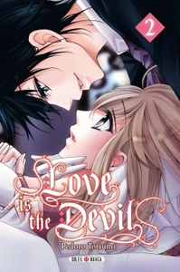 Chronique Love is the Devil - tome 2