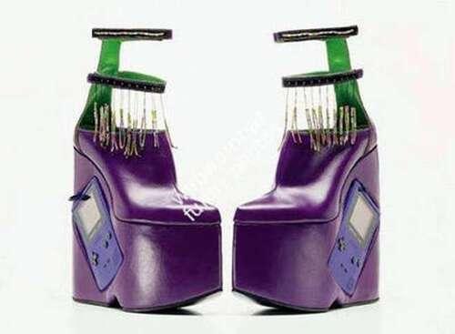 partie 3 des chaussure les plus wtf
