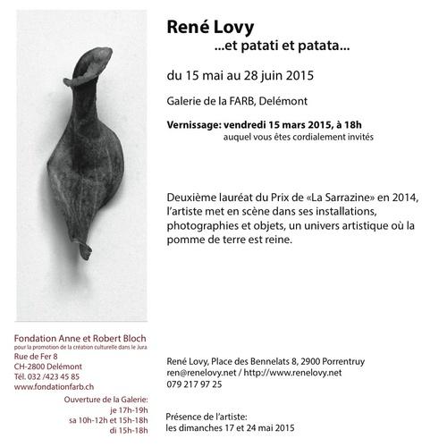 René Lovy... et patati et patata...