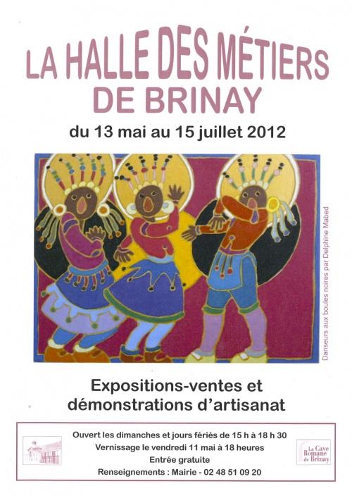 Halle des métiers de Brinay