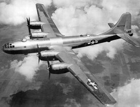 Boeing B-29 Superfortress (Etats-Unis)