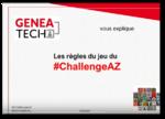 Challenge AZ 2020 : quatrième semaine