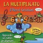 Les Tables de multiplications: Cristiani, Hervé: Amazon.fr: Musique