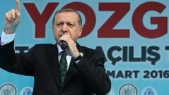 Recep Tayyip Erdogan fait le procès de la liberté de la presse