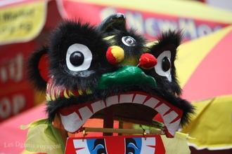 La nouvelle année chinoise