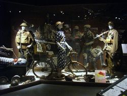 Le Musée de la Résistance Bretonne de Saint-Marcel