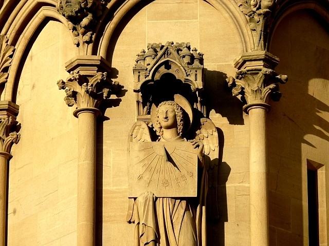 Cadran solaire de la cathédrale de Metz 4 Marc de Metz 18