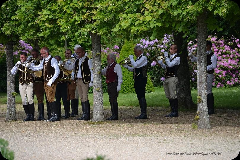 Rambouillet : Les Trompes de chasse de Bonnelles