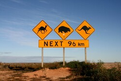 Bientôt: Exposé sur l'Australie