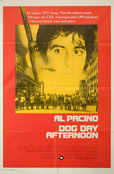 DOG DAY AFTERNOON USA BOX OFFICE 1975